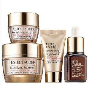 Estée Lauder anti-aging set of 5 skincare